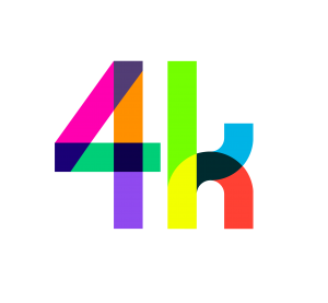4k solo logo